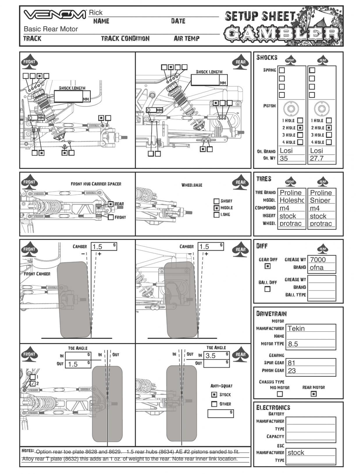 Sheet Music Setup Thread-gambler-setup-sheet