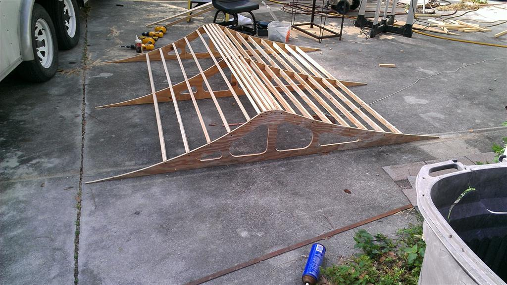 Building Wood Jumps For Carpet Track Photos RC Tech Forums