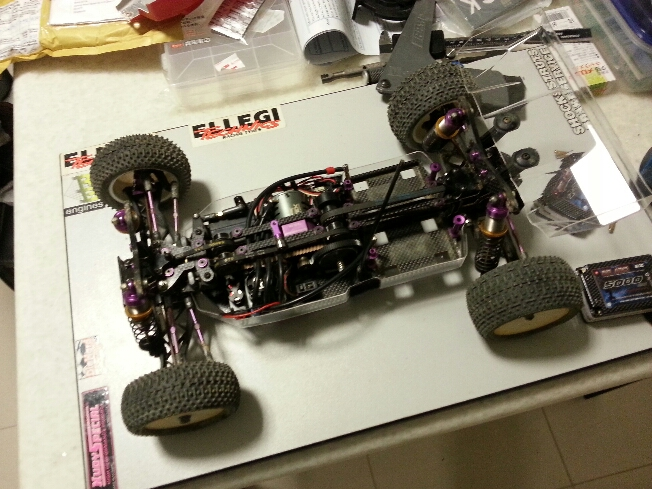 Schumacher Cat Sx3 Competition 4wd Buggy Page 45 R C