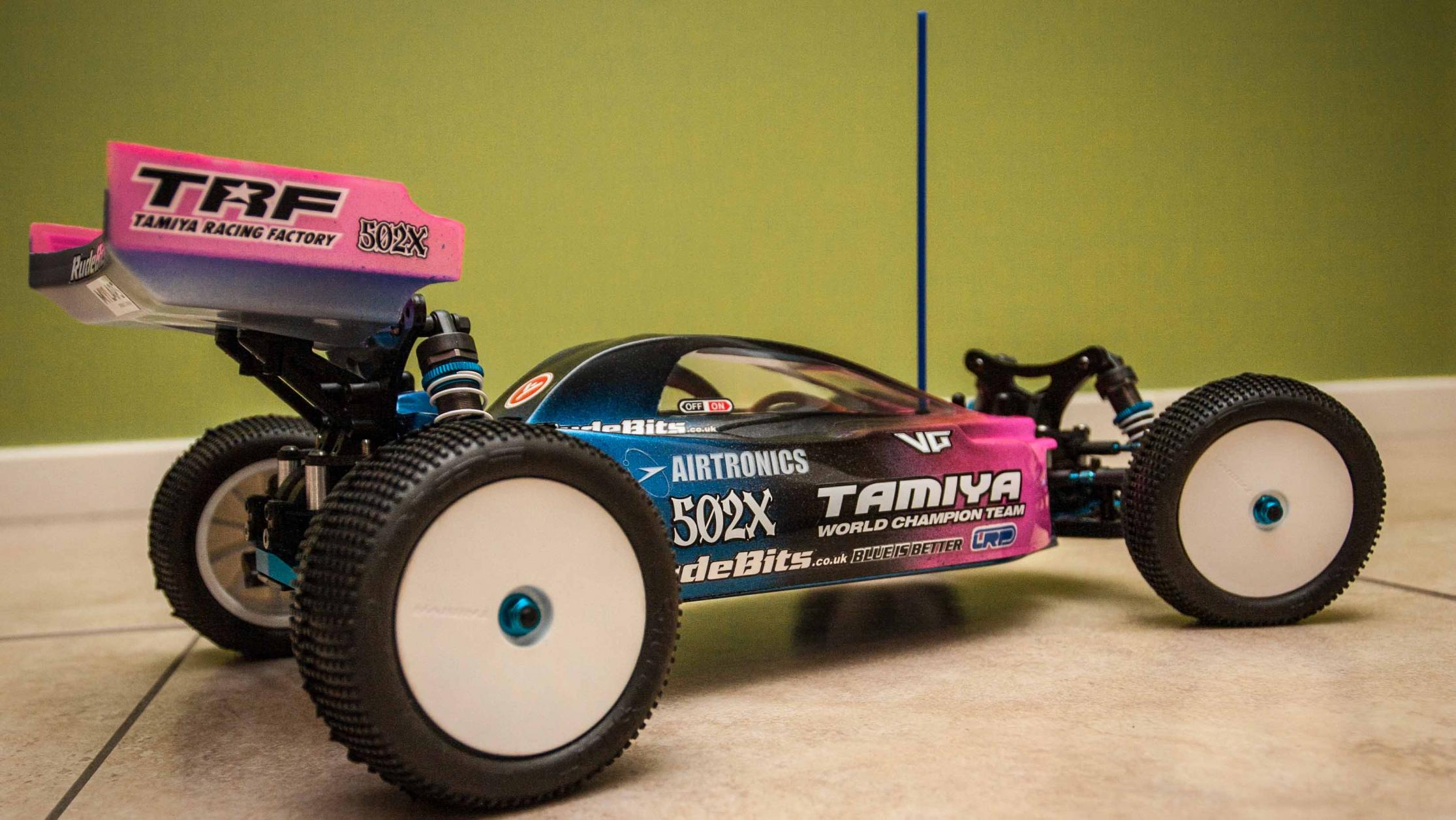 Trf: TAMIYA TRF502X Thread