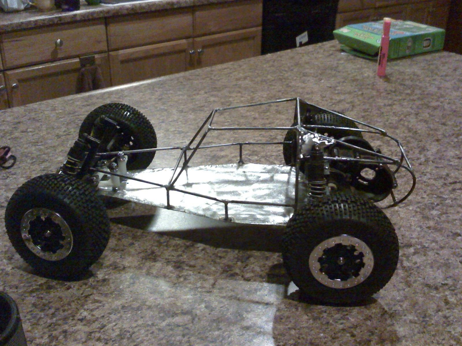 San Tan Vw >> my custom rustler SANDRAIL check it out - R/C Tech Forums