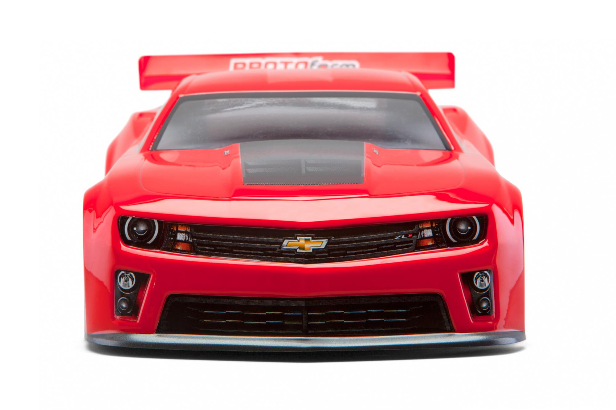New from PROTOform: Chevy Camaro ZL1 - R/C Tech Forums