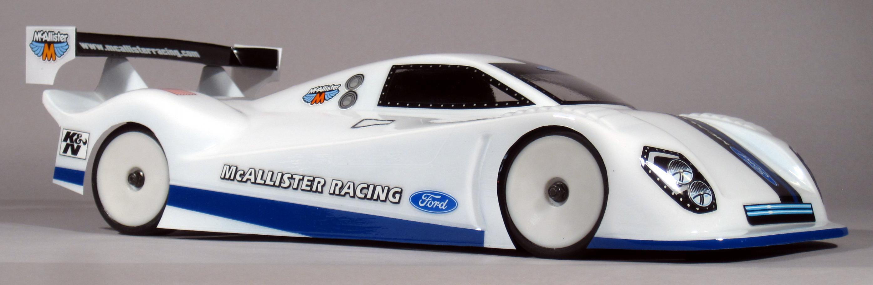 New body release- Daytona Prototype - R/C Tech Forums