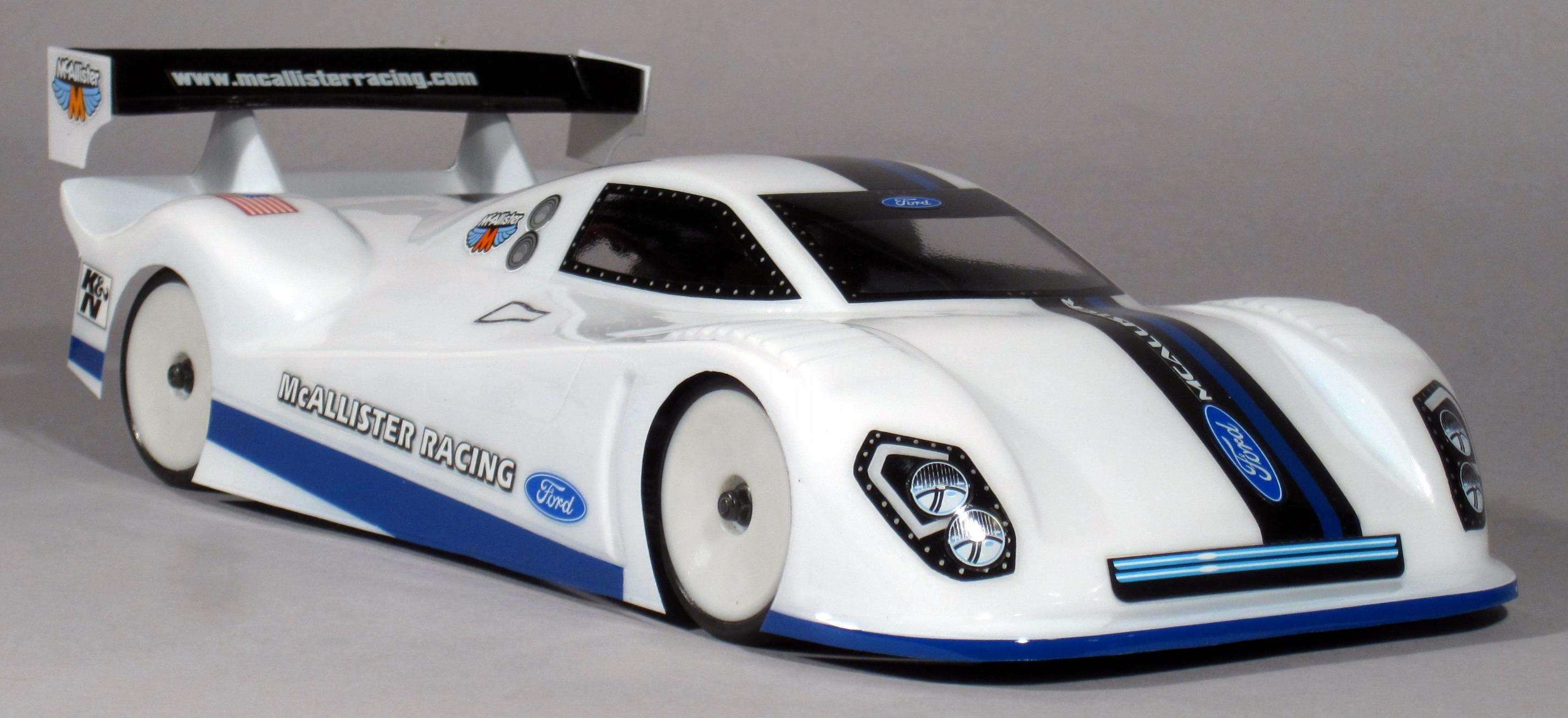 Rc Car Racing >> New body release- Daytona Prototype - R/C Tech Forums