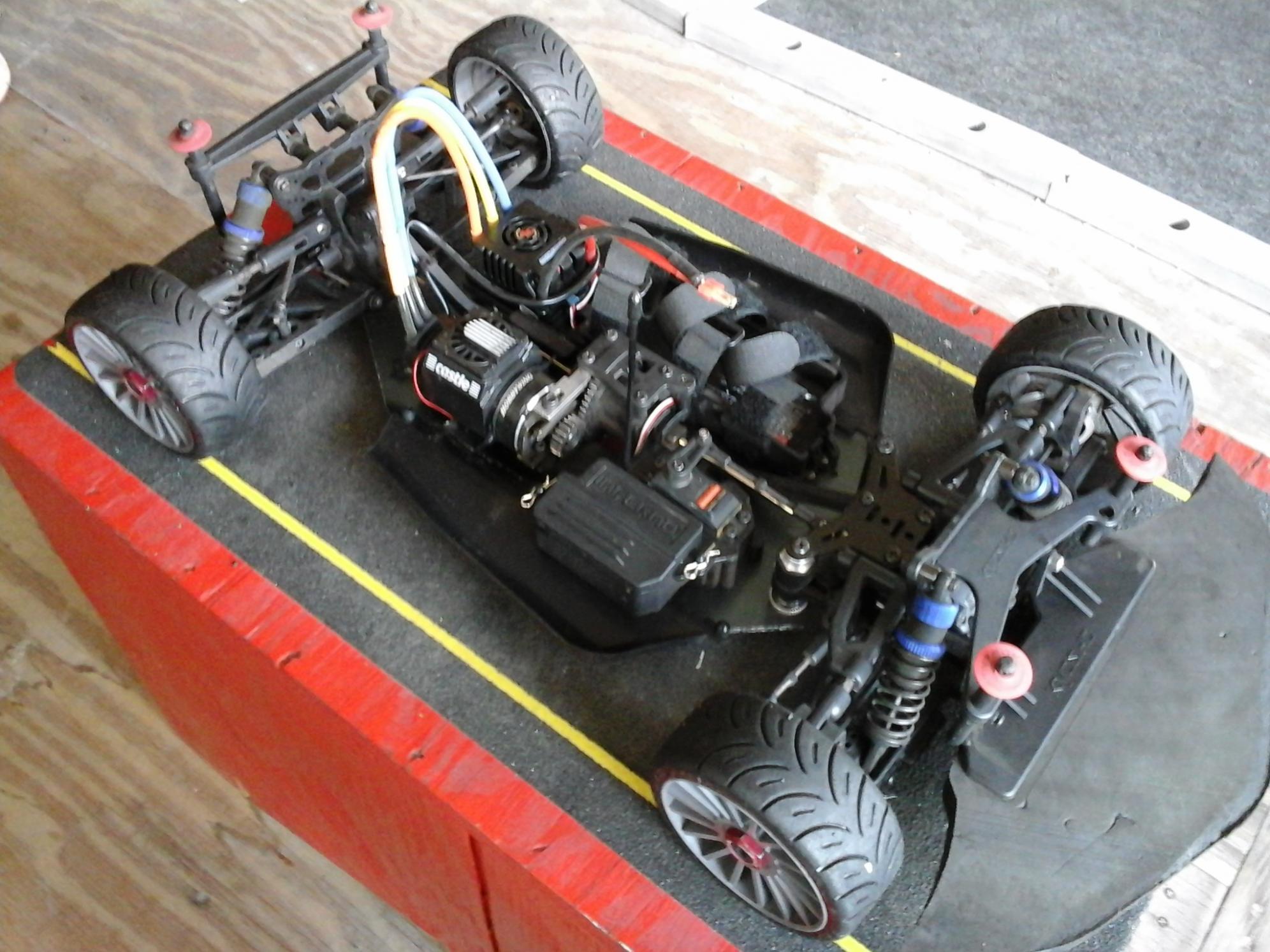 1/8 GTe Racing - R/C Tech Forums