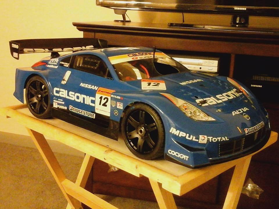 1 8 Gte Racing R C Tech Forums