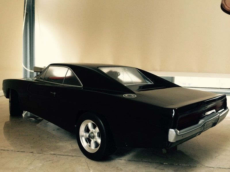 1969 Dodge Charger Custom Build - R/C Tech Forums