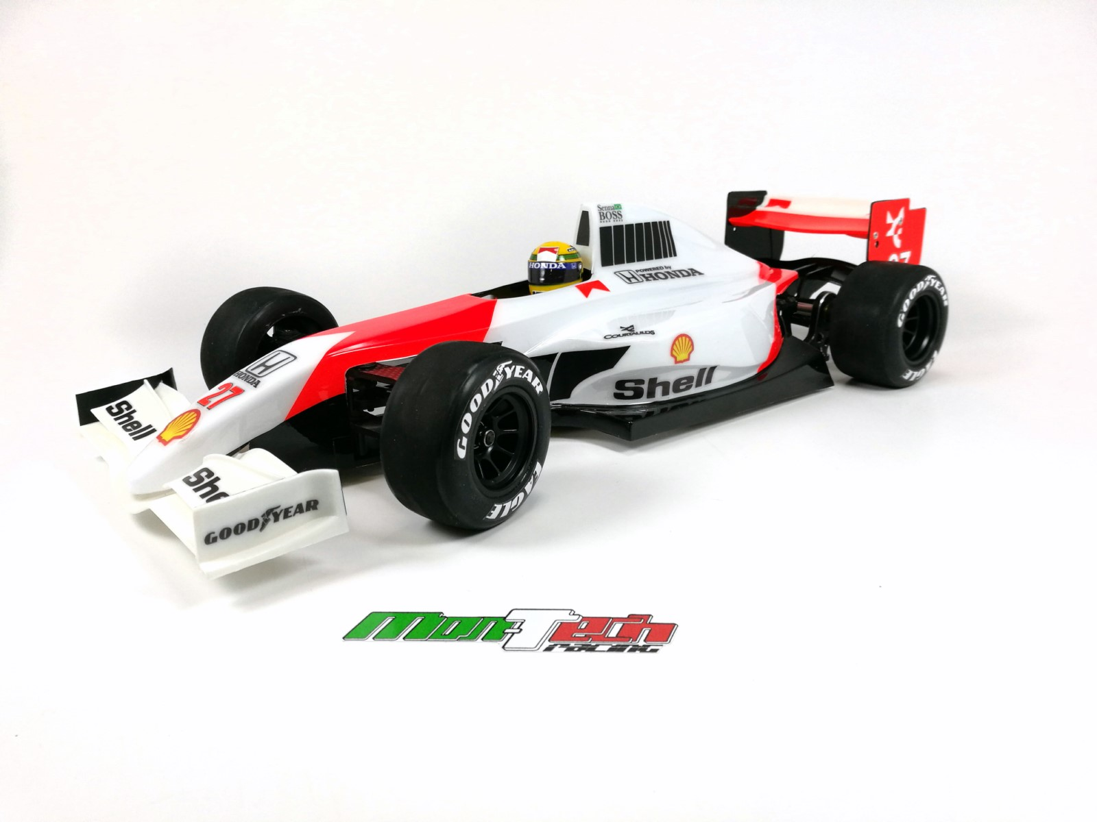 Montech F18 F1 Body