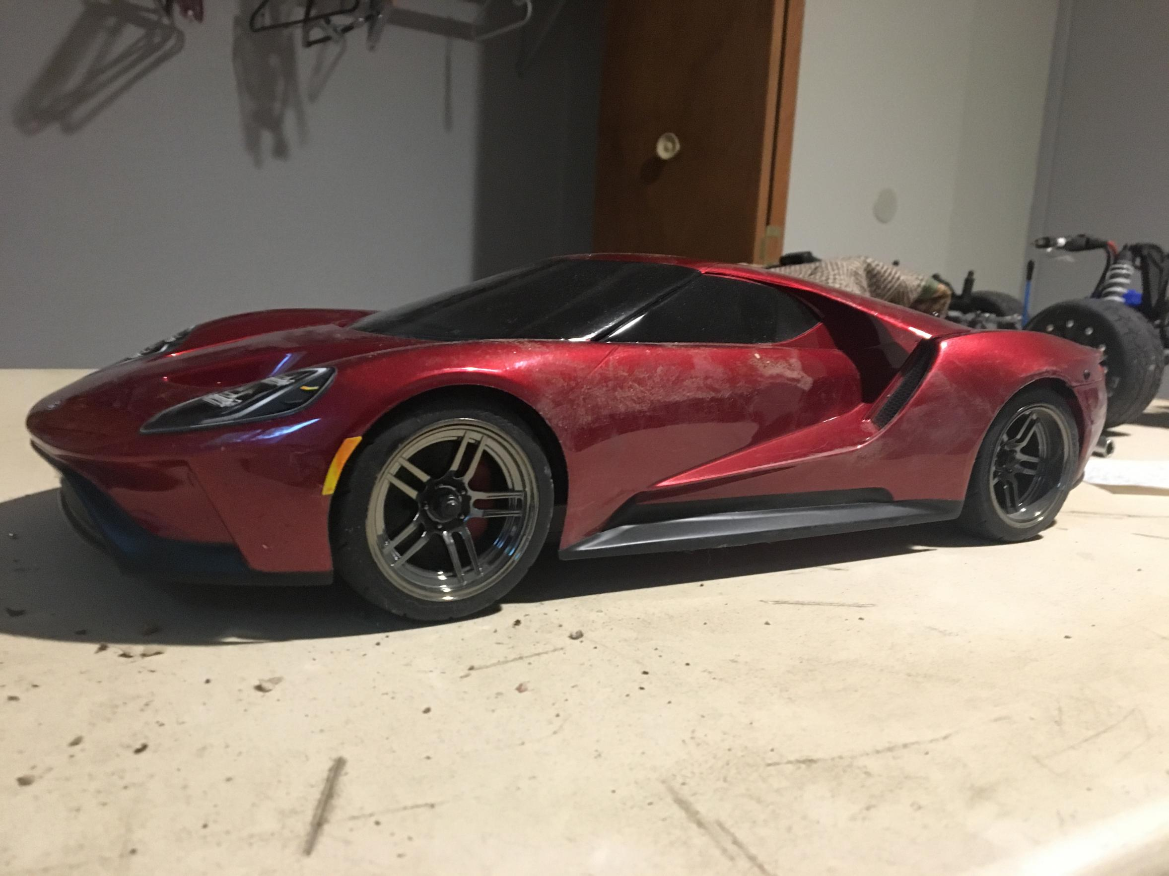 traxxas 4tec2 0 ford gt this thing is awesome page 5. Black Bedroom Furniture Sets. Home Design Ideas