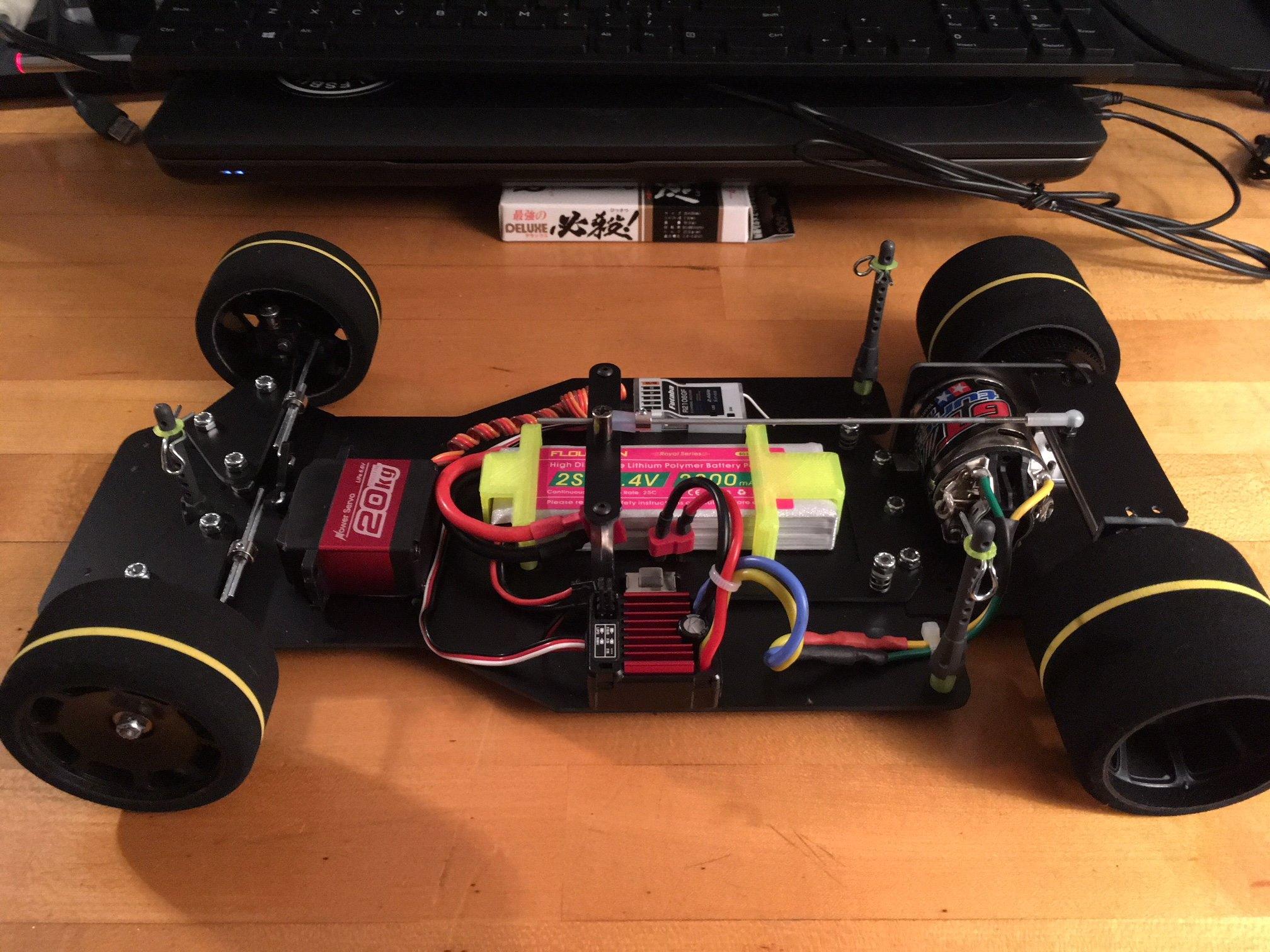 Car Body Parts >> RJ Speed 3.2 / LMP1 On Road racer - R/C Tech Forums