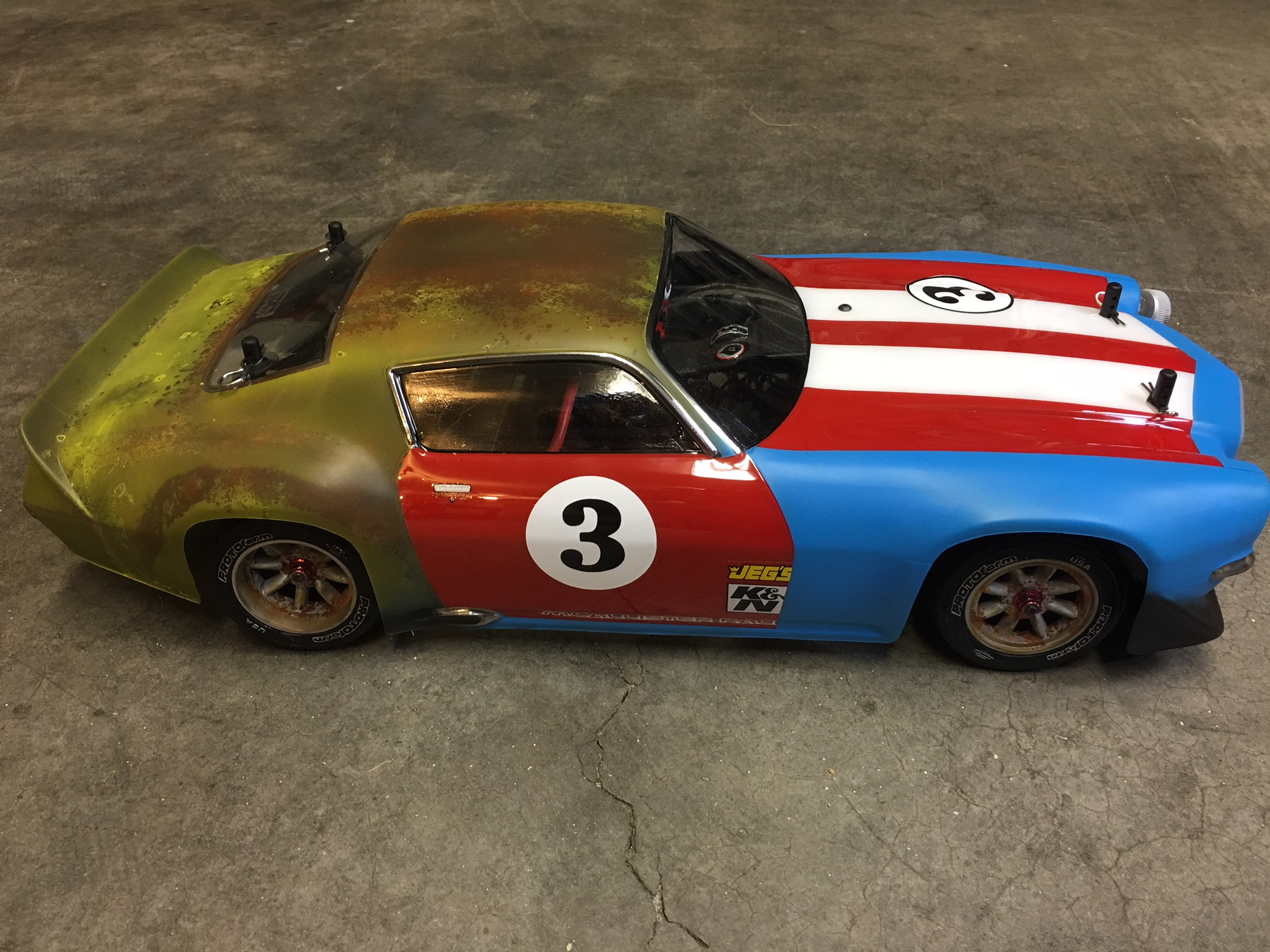 U.S. Vintage Trans-Am Racing Part 2 - Page 747 - R/C Tech Forums