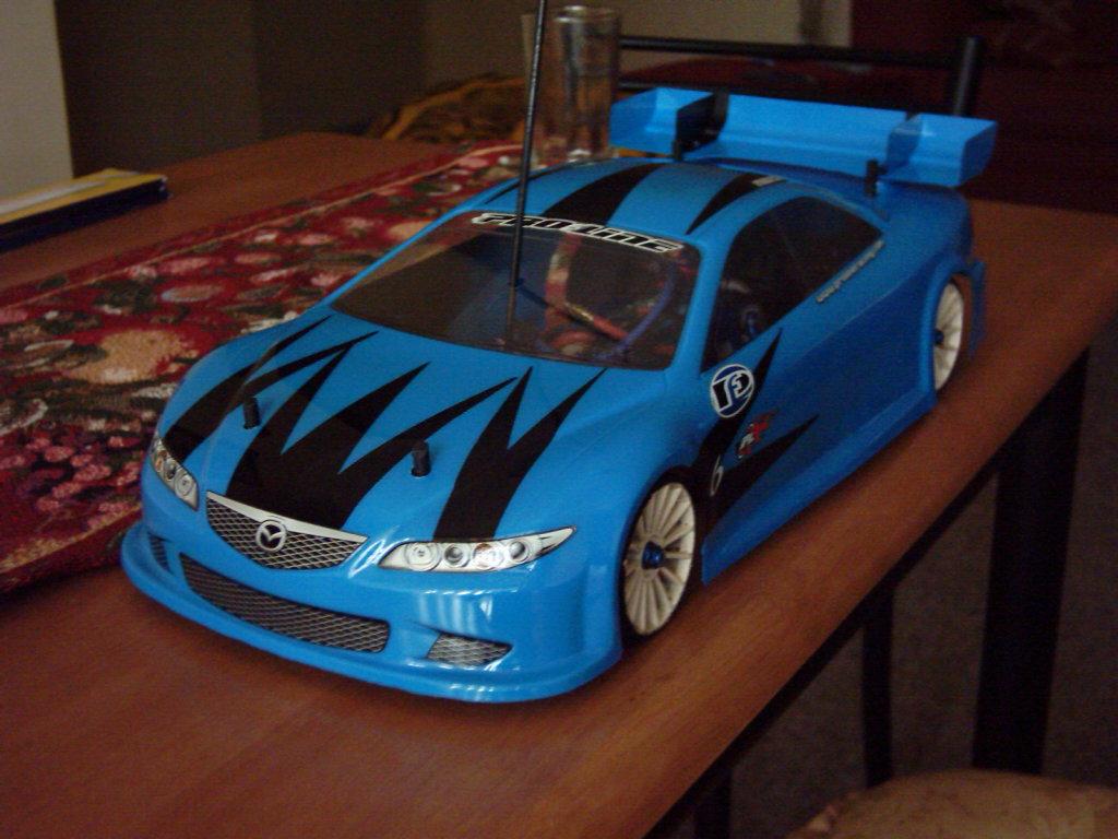 Mazda 3 Forum >> Protoform Mazda 6 Body? - R/C Tech Forums
