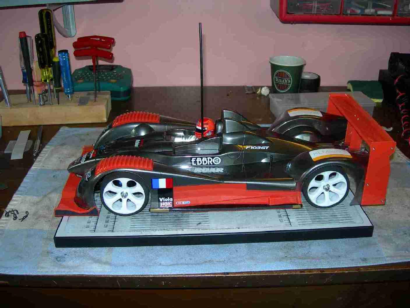 Rc Touring Car Tire Prep