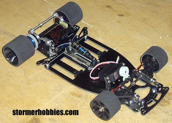 Stormer Serpent S120 conversion - News - PETITRC - RC Car website