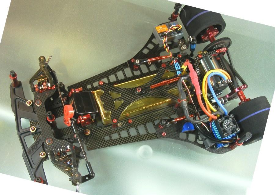 Pro 10 235mm Le Mans Prototype Pan Car Discussion R C