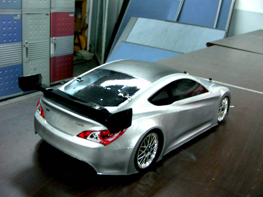 Hyundai Genessis Coupe Rc Body Sany0002 Jpg