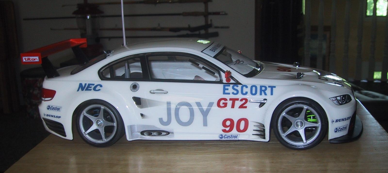 Tamiya BMW M3 GT 2009 TT-01E build - R/C Tech Forums