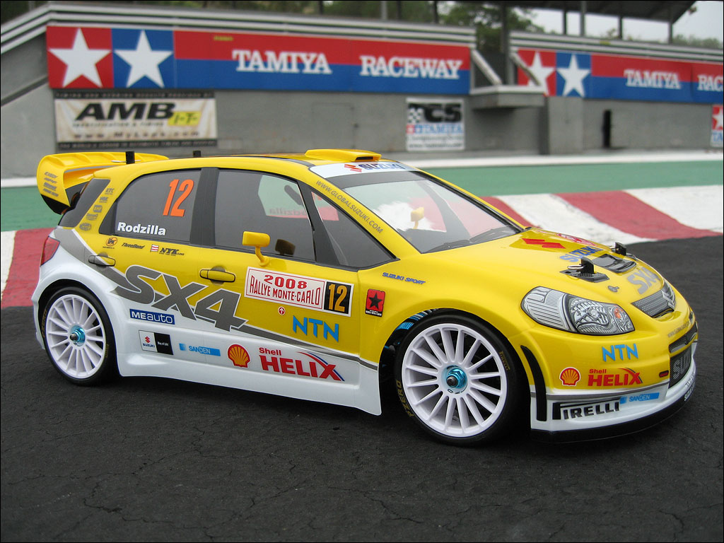 modified rc car with 659704 Wts Tamiya Tt01 Type E Suzuki Sx4 Wrc Mint Box Xbuilt Arr on Watch in addition Multi Terrain Yacht Trailer furthermore Modp 1201 Basic Drift Chassis Setup as well Article together with Watch.