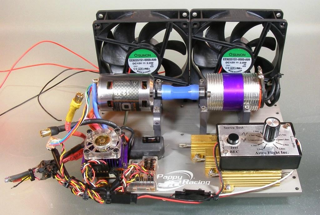 Homemade Engine Dyno Ftempo