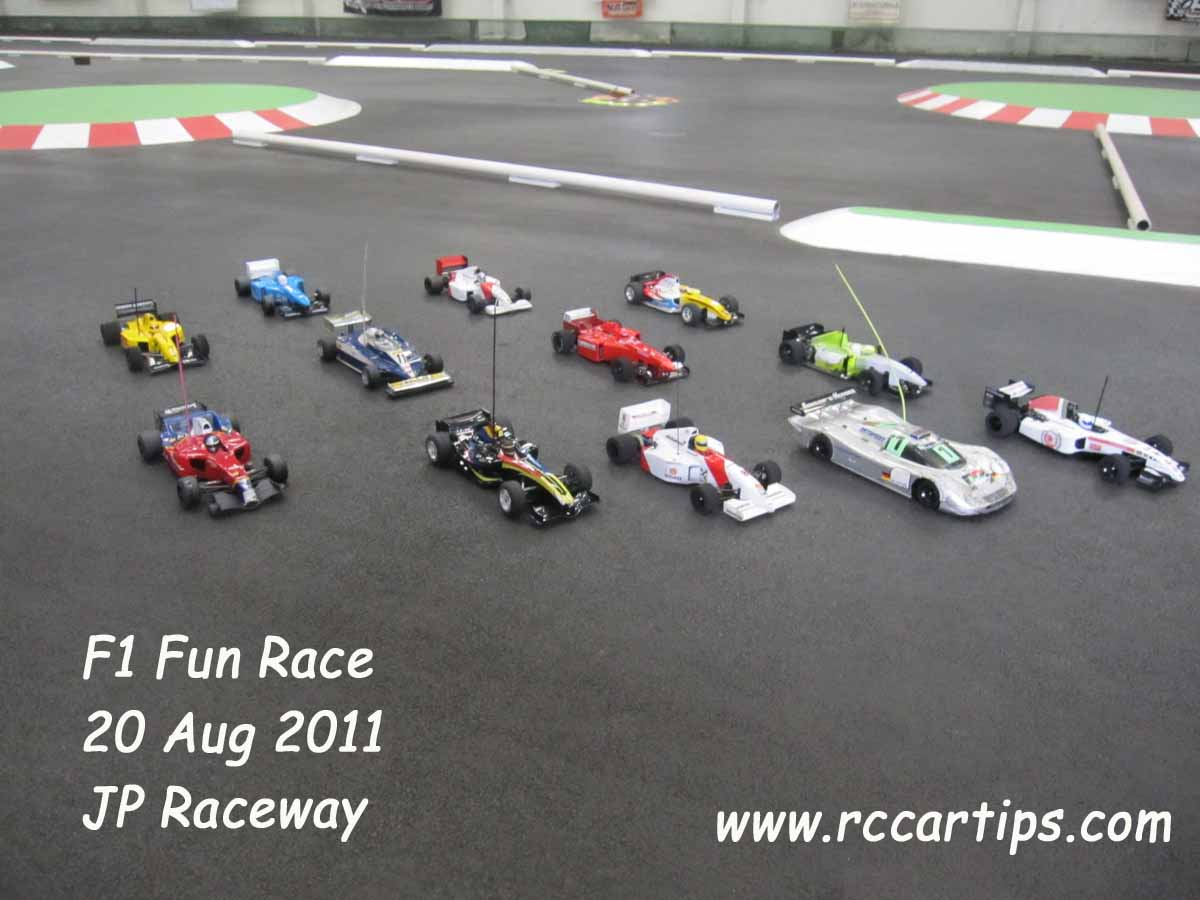 1/10 R/C F1's...Pics, Discussions, Whatever...