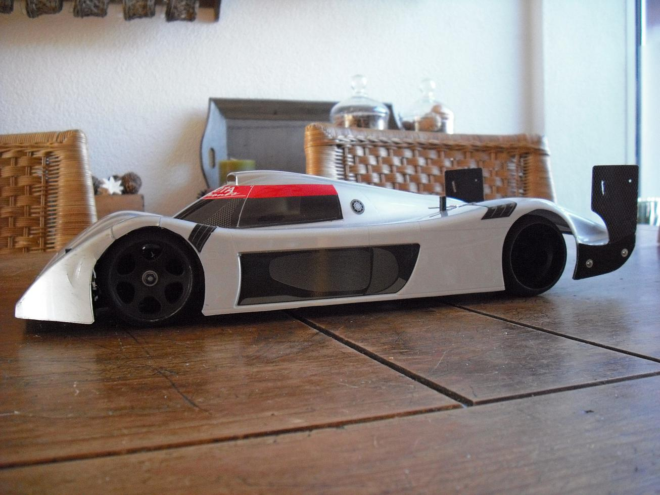 little rc cars with 639379 Lemans Lmp1 on Traxxas Jato 3 3 further Build Your Own Robi in addition Lvlhs And Infinity Engineering Logos also Dickie Toys Dickie Rc Cars 2 Lightning Mcqueen 27 40 Mhz 2200375 besides Index.