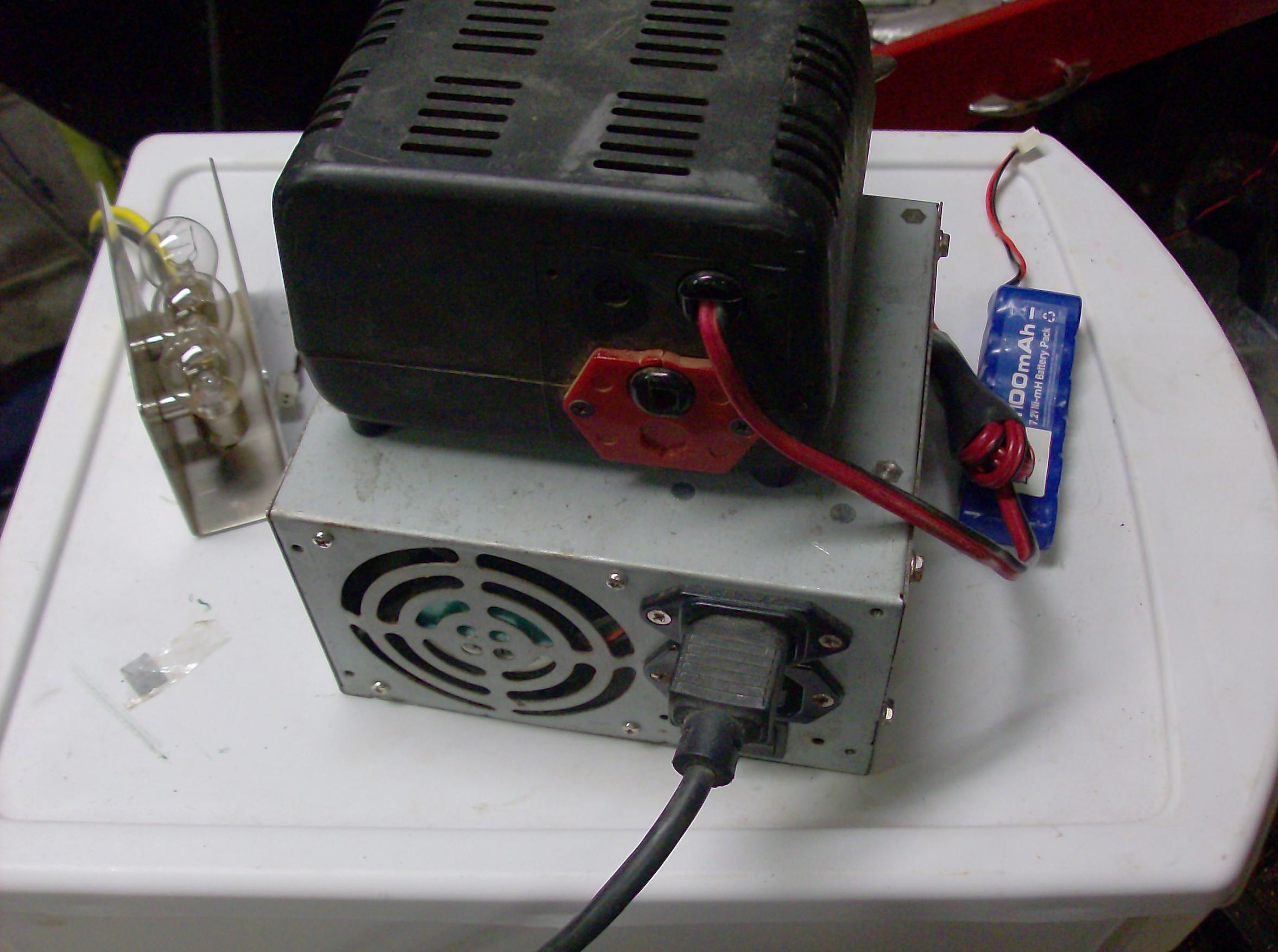 how to change power supply in computer