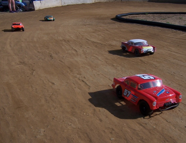 Car Track Racing Rules