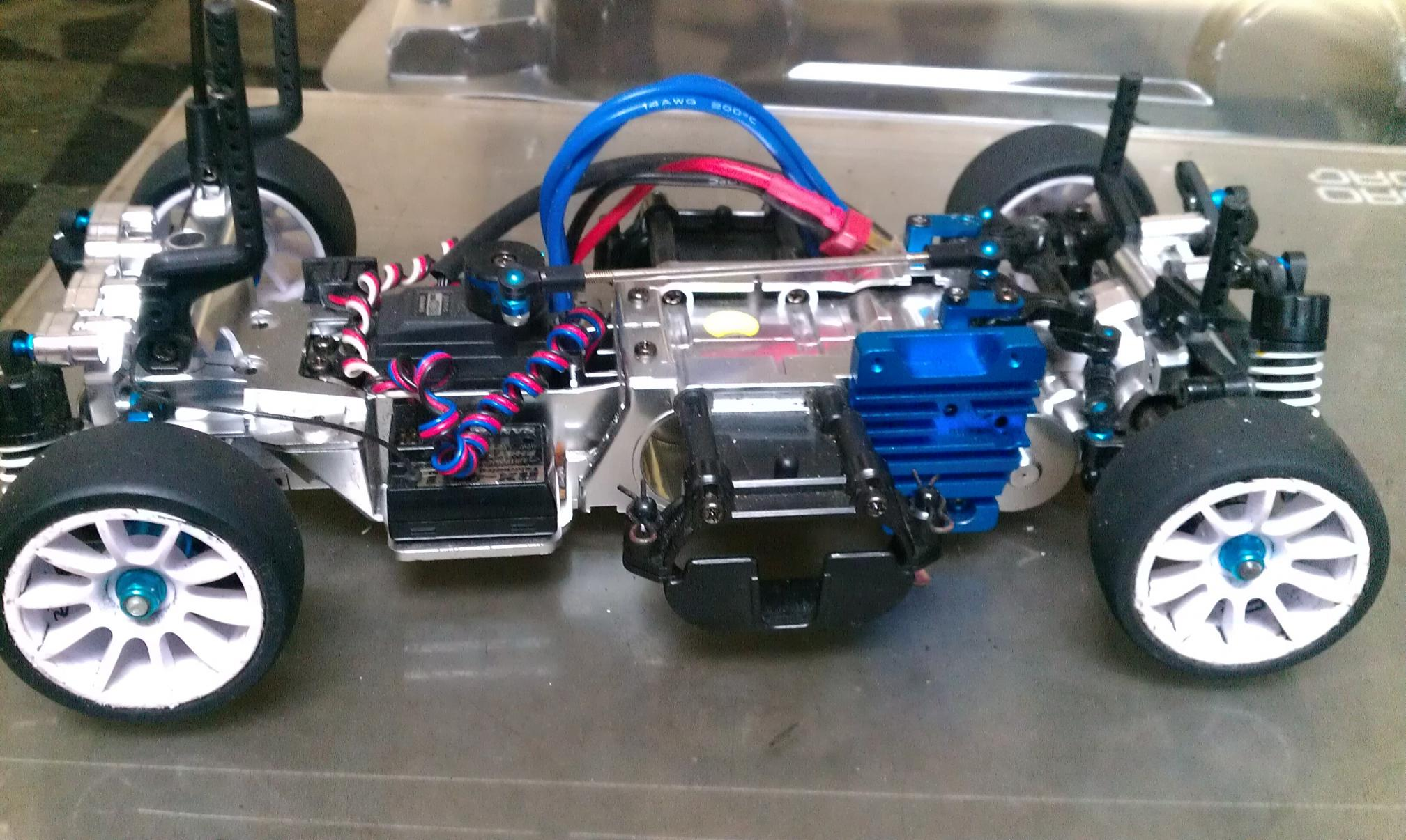 Tamiya M05 R C Tech Forums