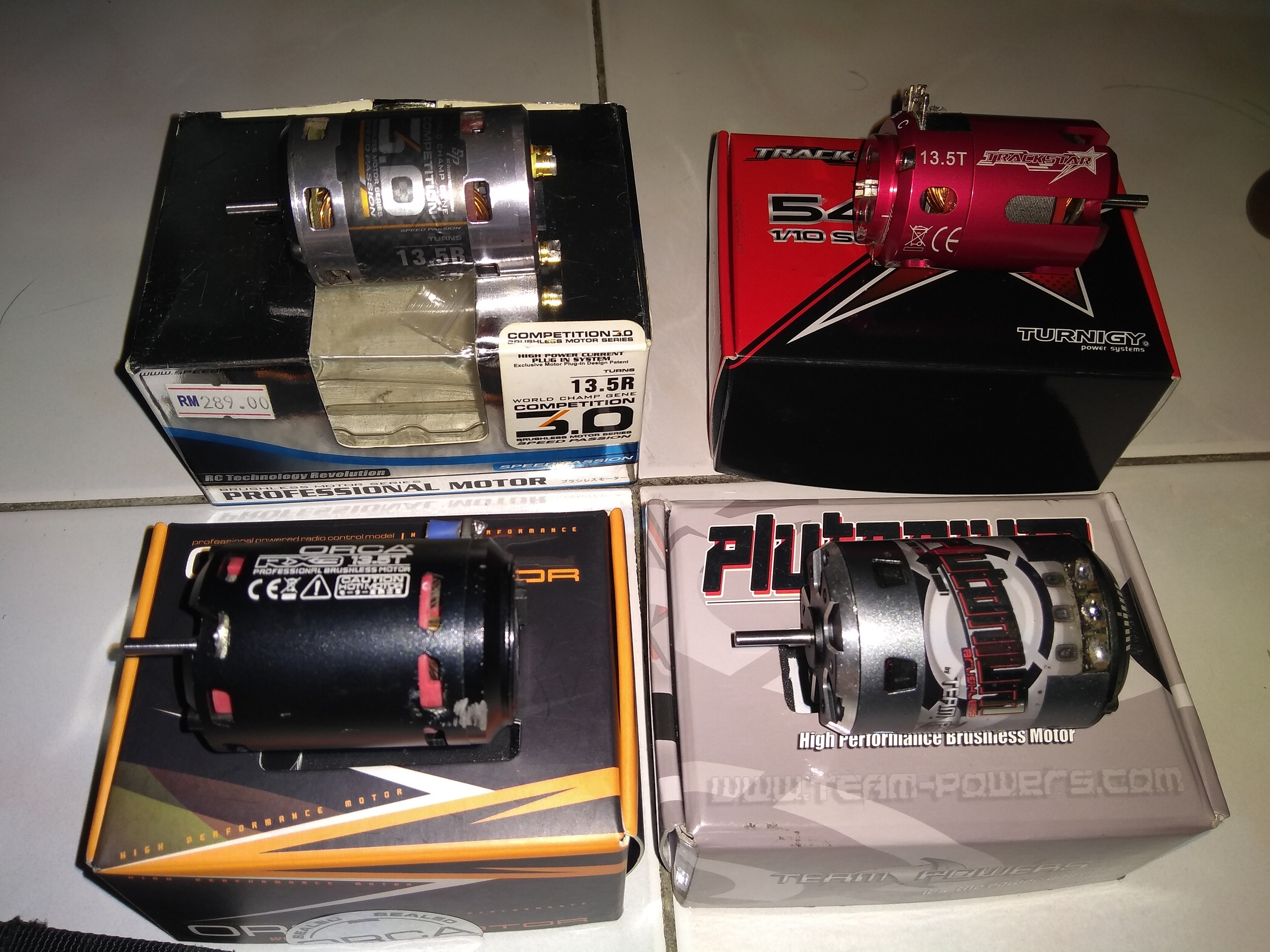 Brushless Motors For Sale R C Tech Forums