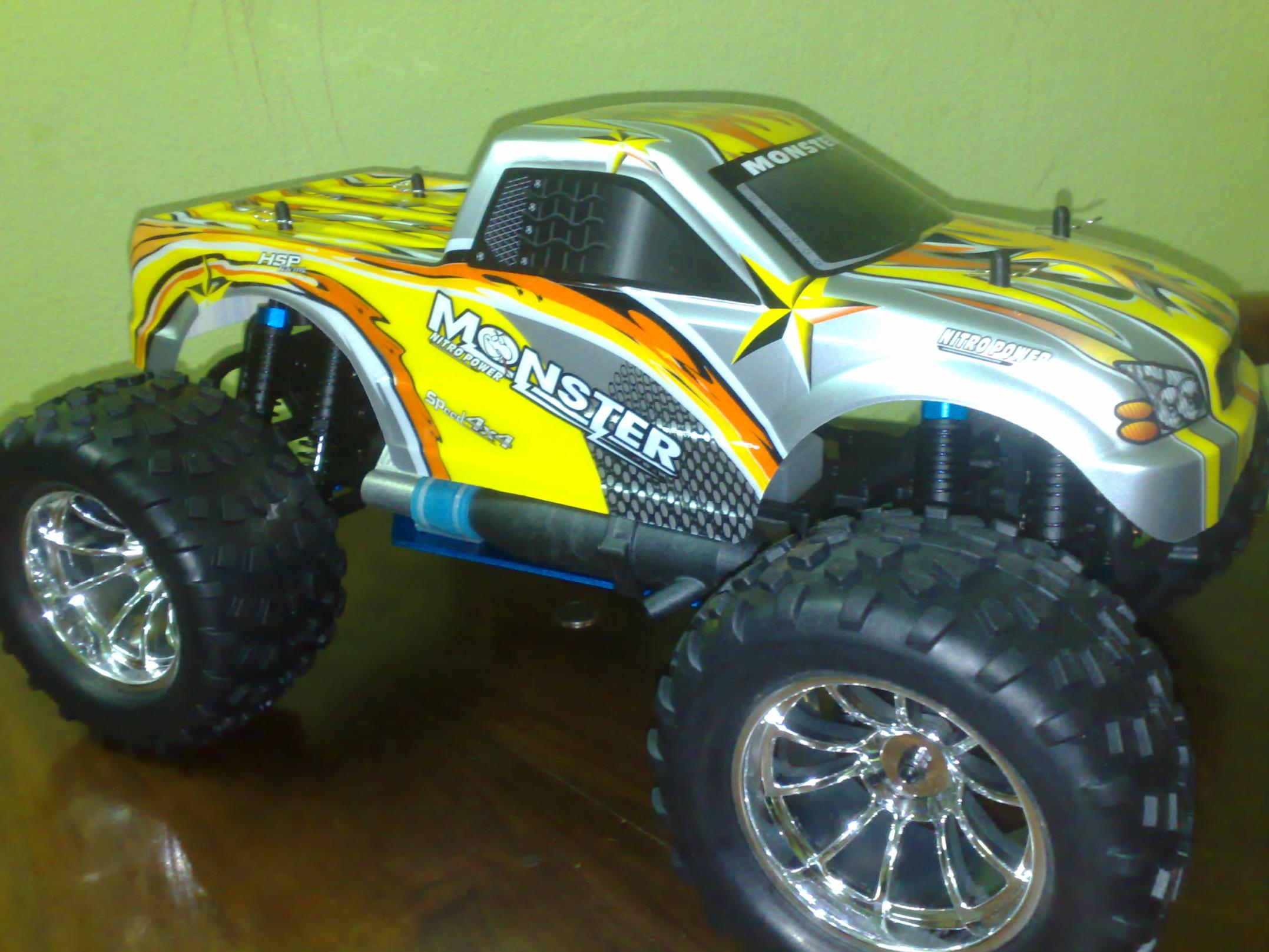 Piks of your MEAN truck!!! - Page 9 - R/C Tech Forums