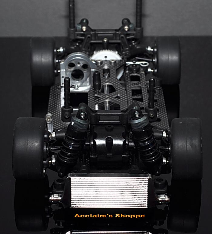 1/10 ABC Hobby Genetic Mini 4WD with Honda Fit/Jazz Mugen