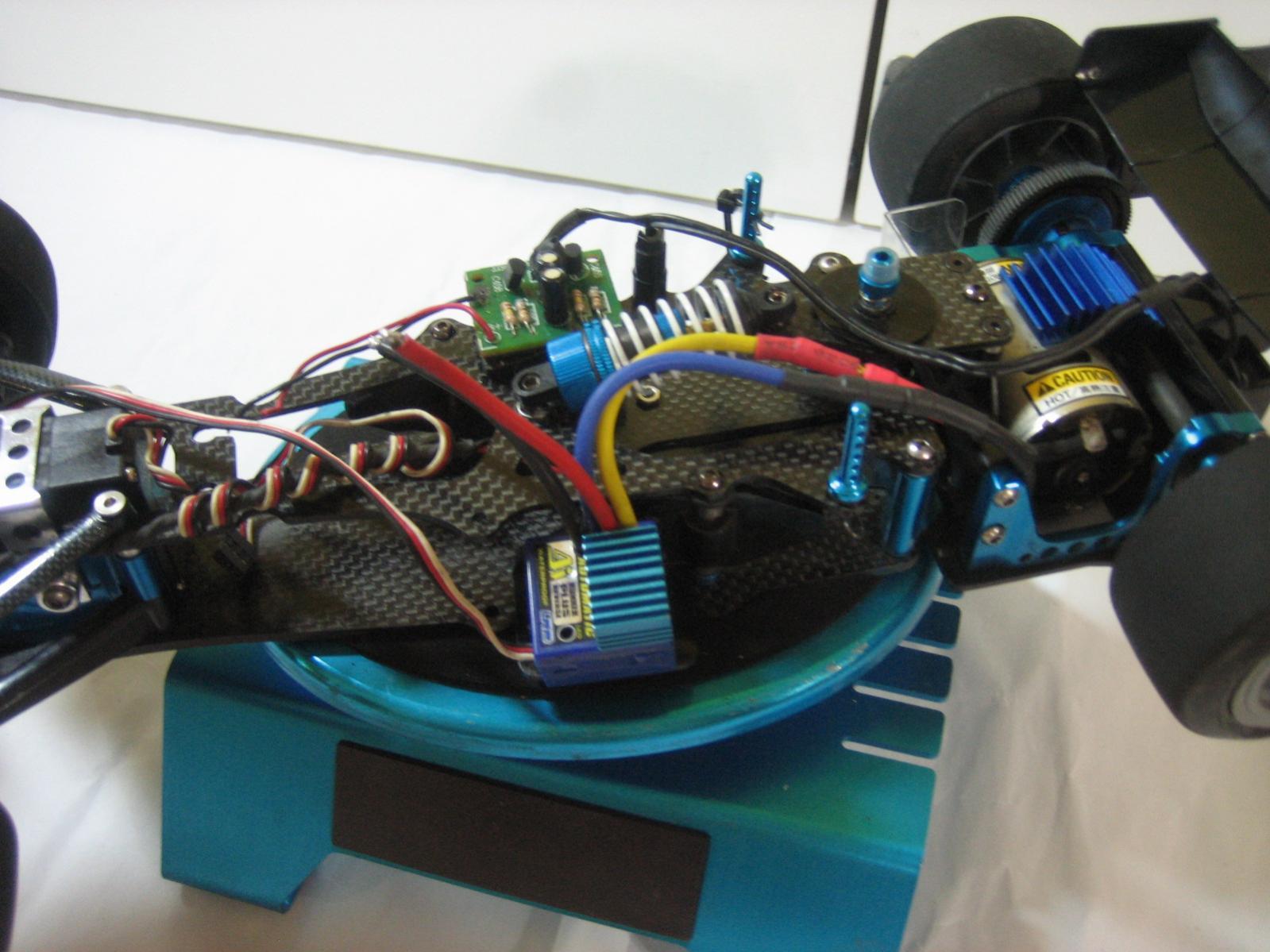 Tamiya F104 Pro Hop Ups Wts>>tamiya F104 Pro With Hop
