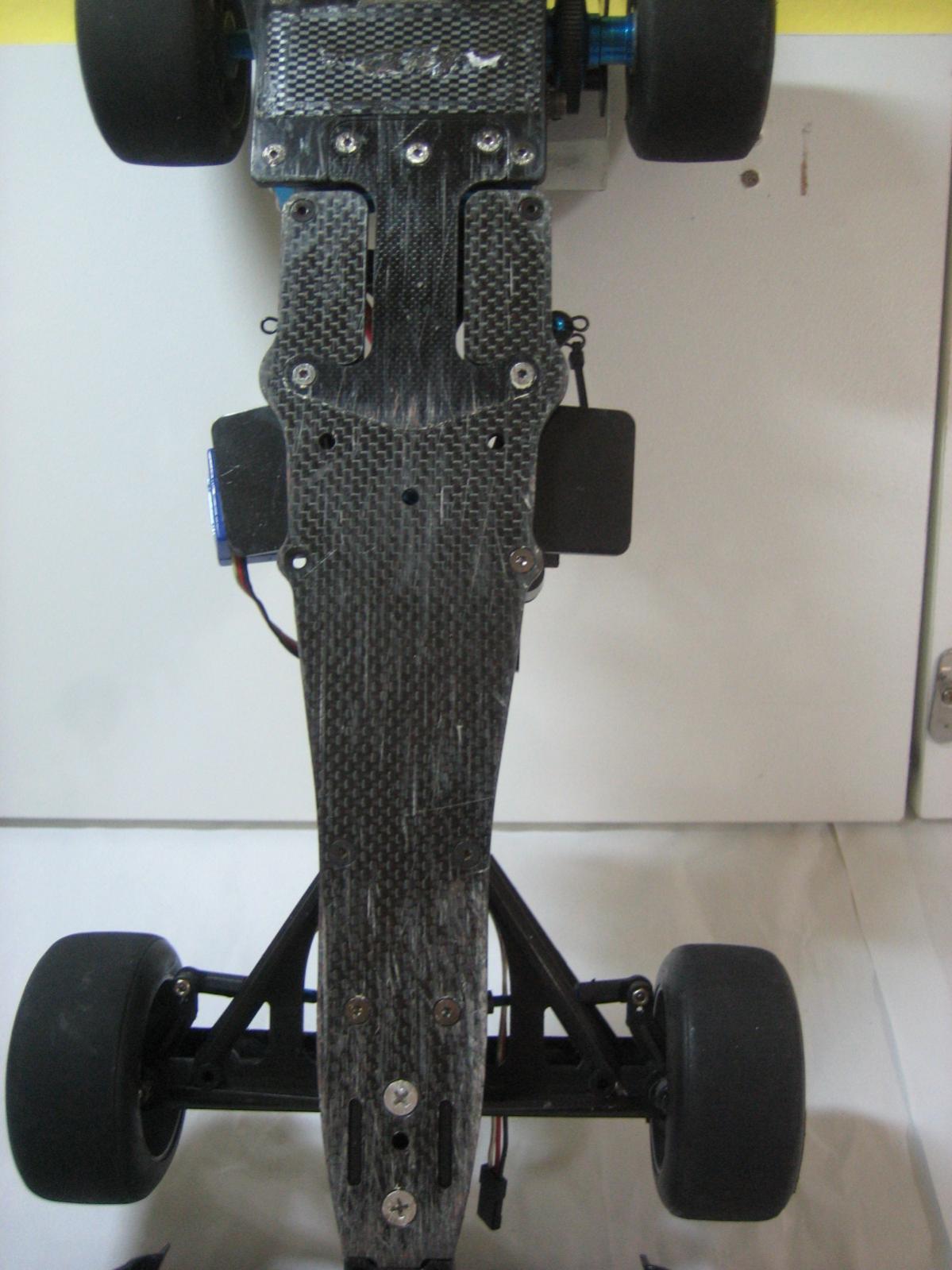Tamiya F104 Pro Hop Ups F104 Pro With Hop Ups