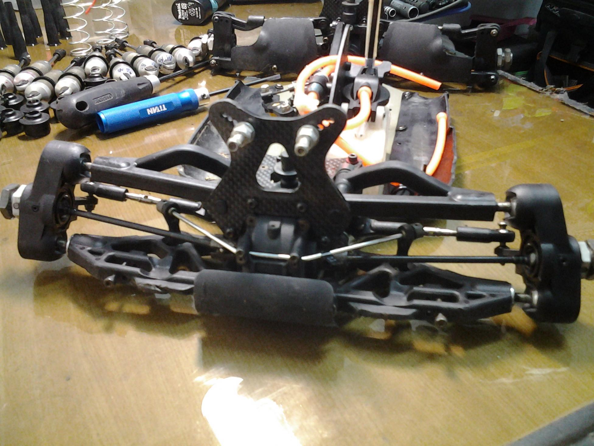 mugen eu MBX6R 1/8 offroad buggy  sale      - R/C Tech Forums