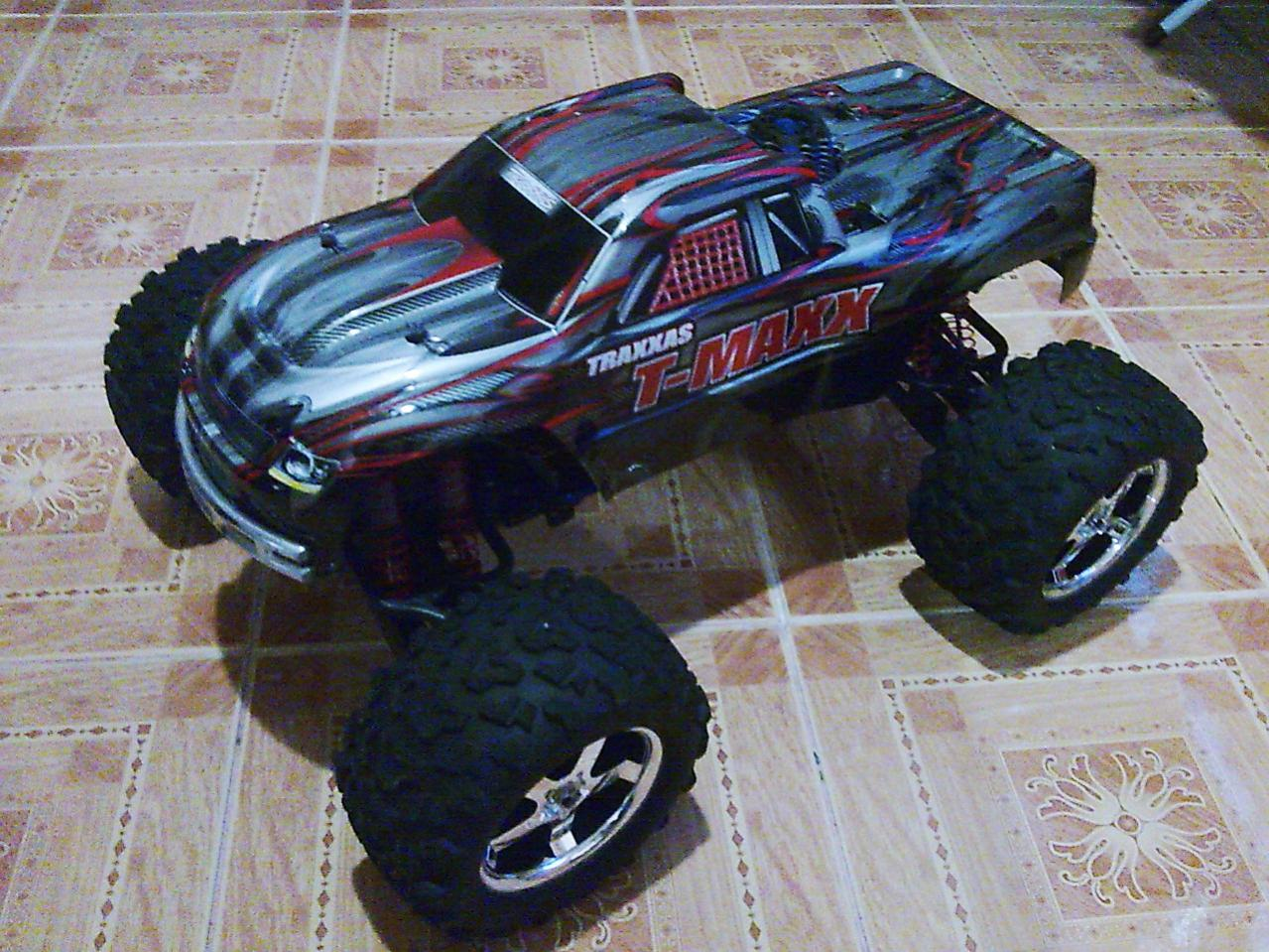 traxxas t maxx 3 3 for sale r c tech forums. Black Bedroom Furniture Sets. Home Design Ideas