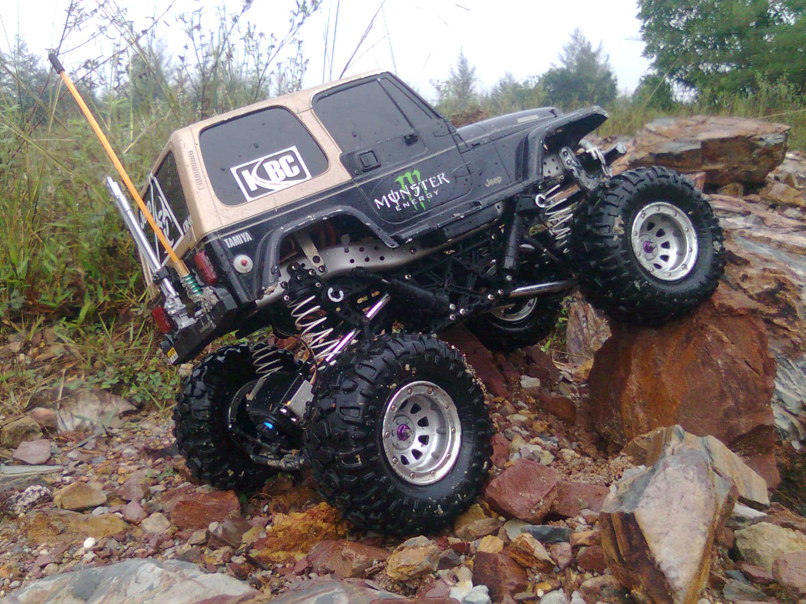 2007 Jeep Cherokee For Sale Malaysia RC Crawler - Page 2 - R/C Tech Forums