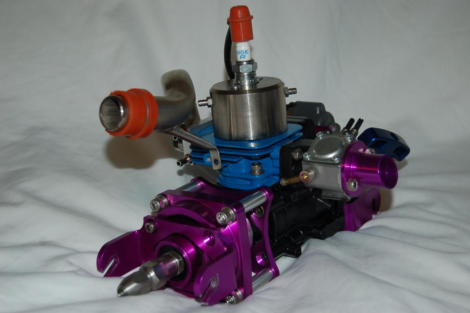 Modelgasboats.com - RC Boats Magazine - Gas Turbine Hydro