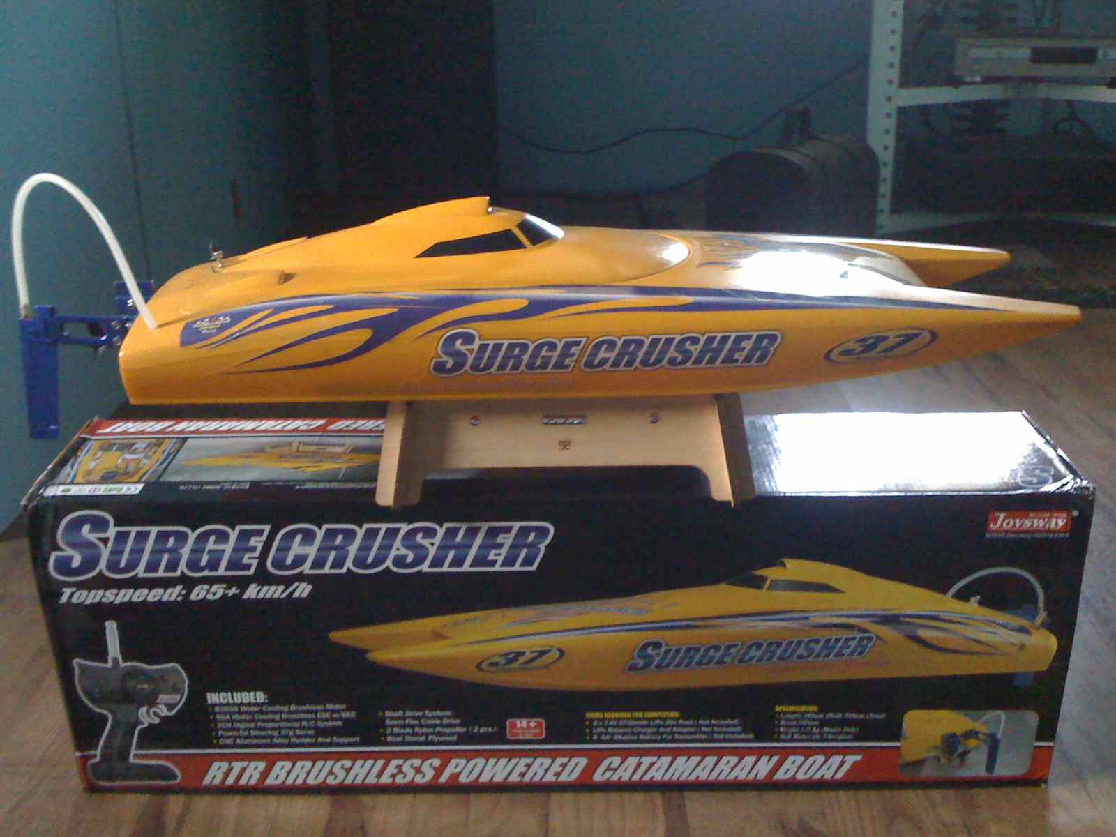 RC BOAT - Page 268 - R/C Tech Forums