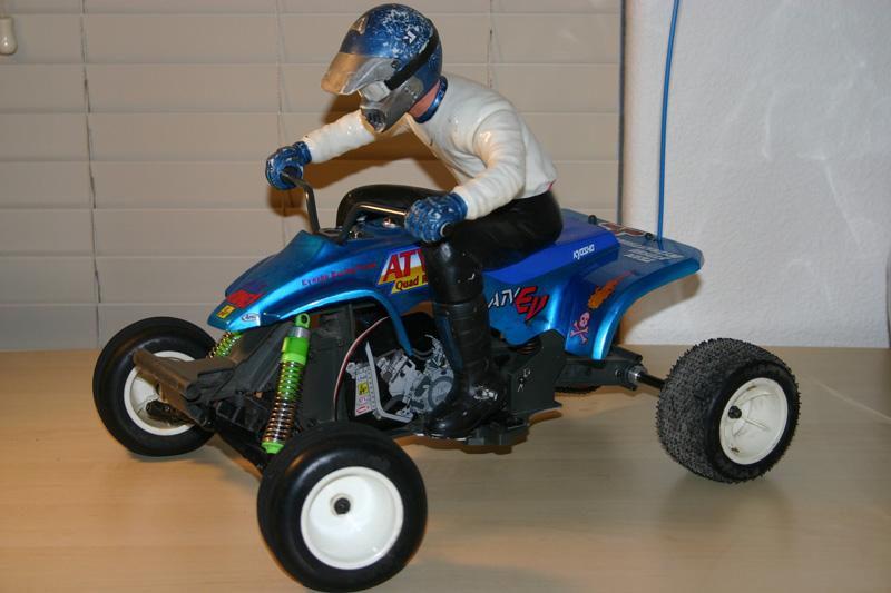 Kawasaki Traxxas Slash