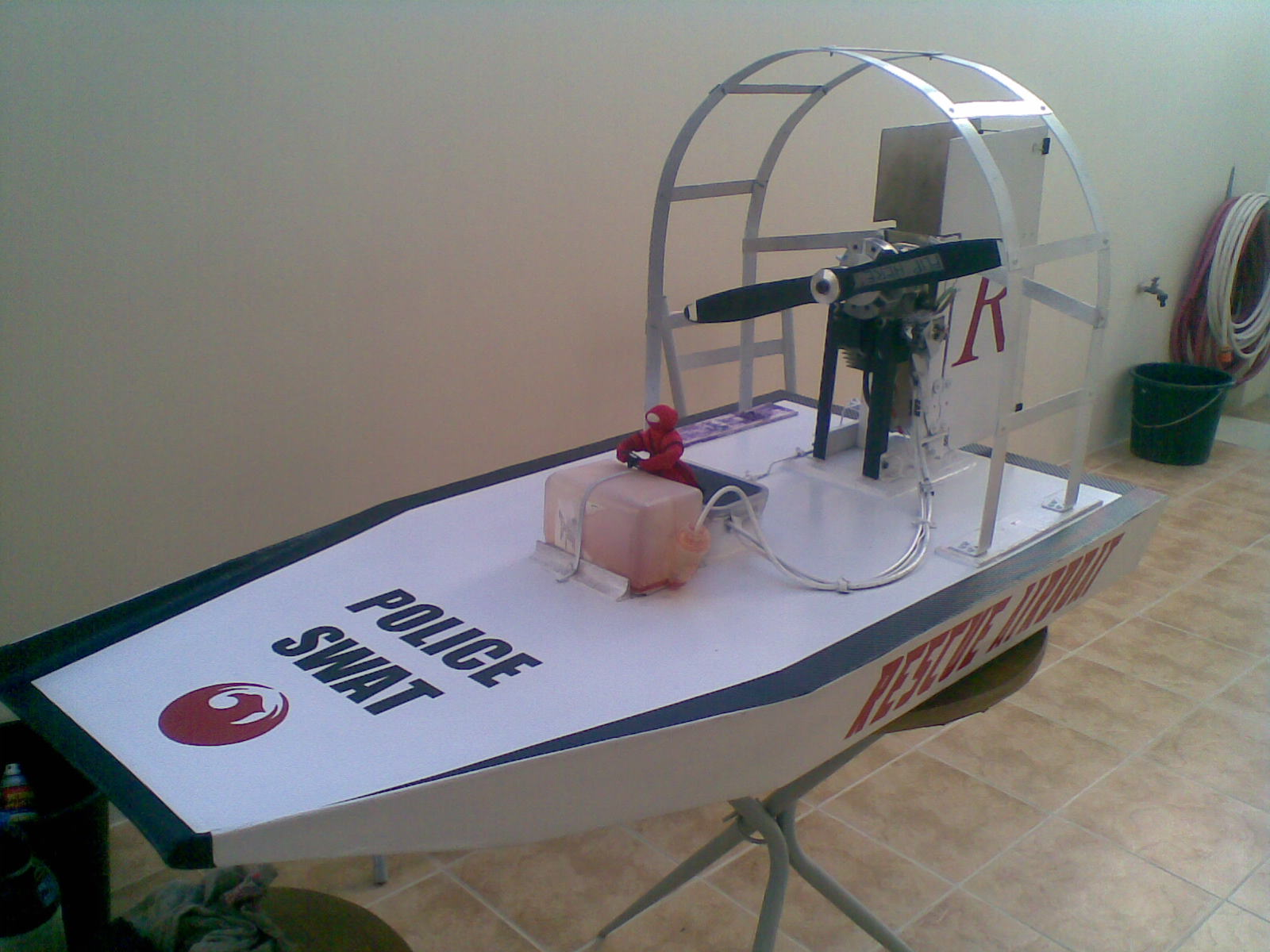 Homemade Rc Boat Part 3 Backroom Workdesk Wallpaper Gallery Airboat Plans