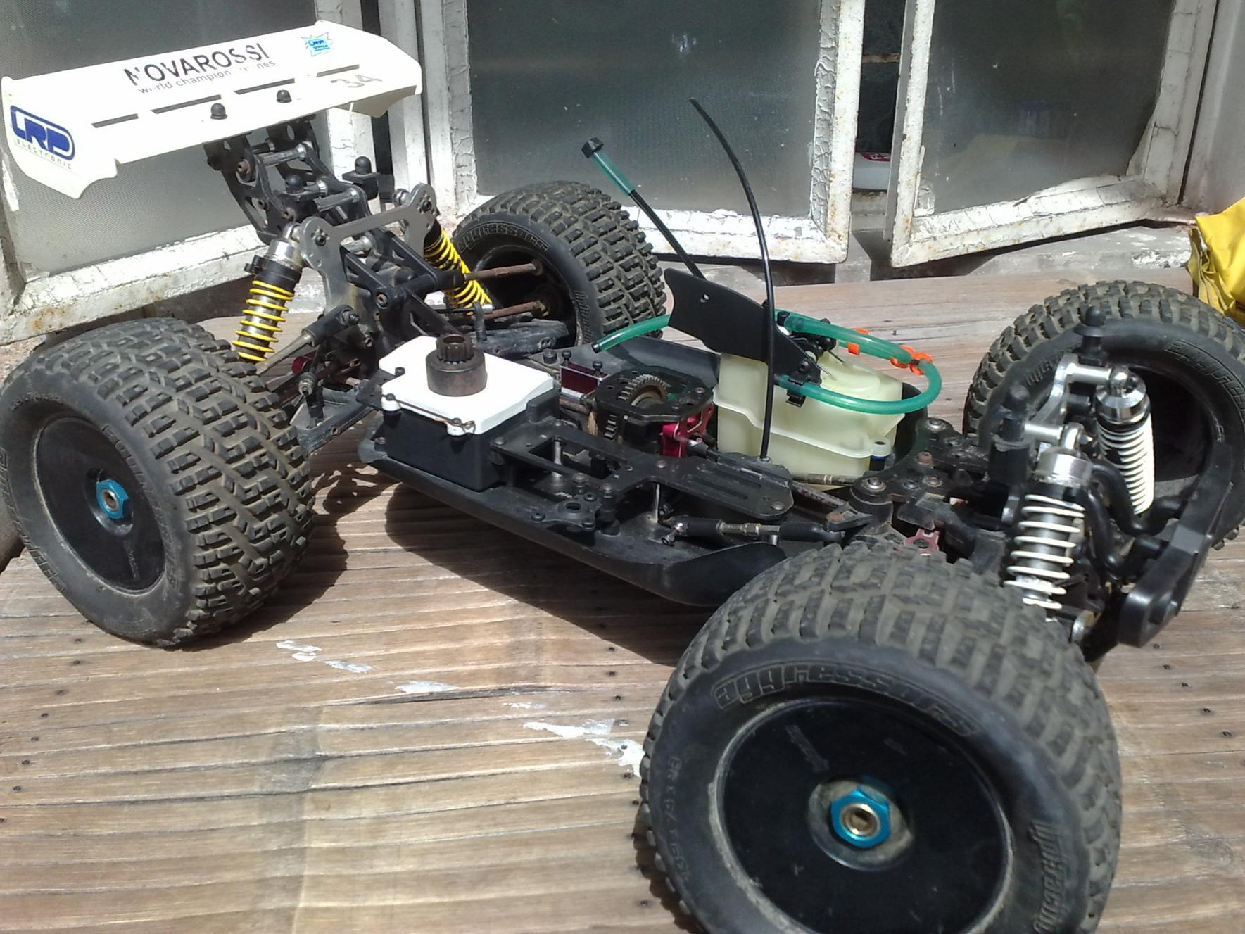 hpi savage ss 4.6 manual