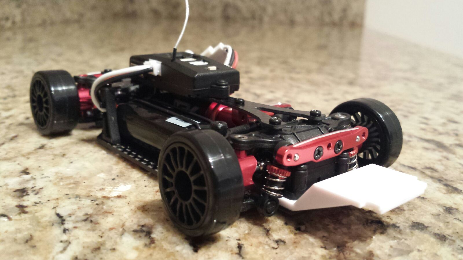 Atomic Rc Amz Miniz Brushless 4wd Competitor Page 3 R