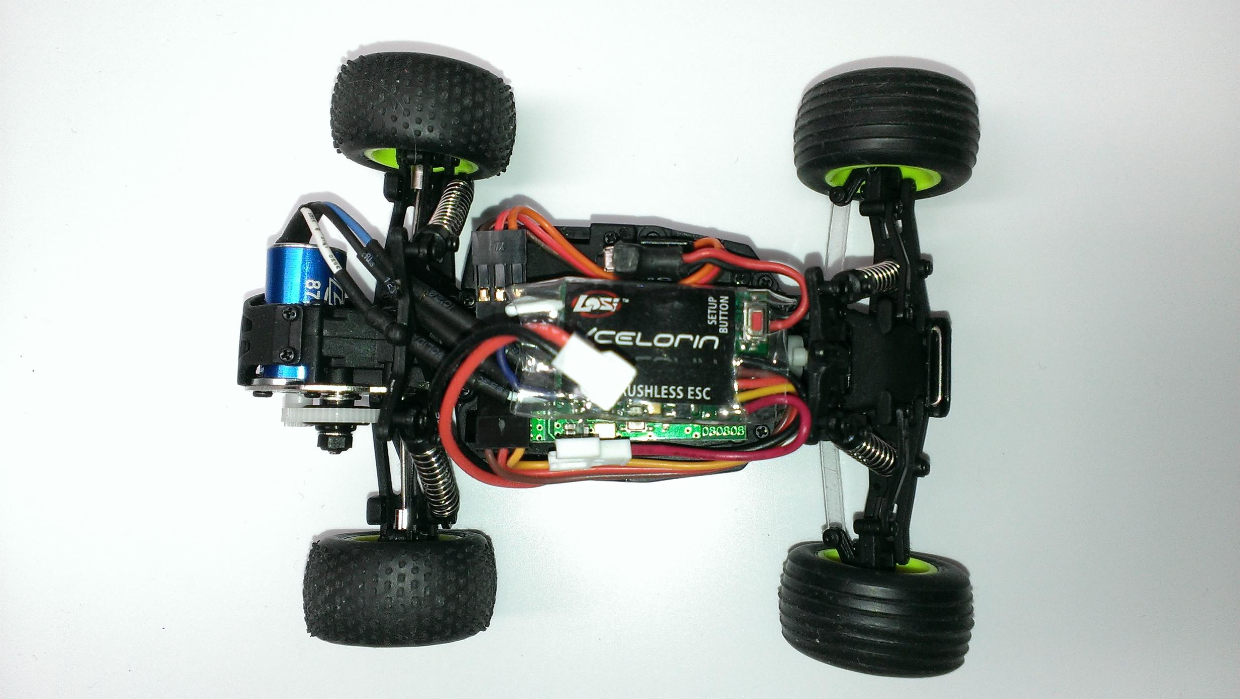 ficial Losi Micro SCT Rally Truggy Thread imag6951