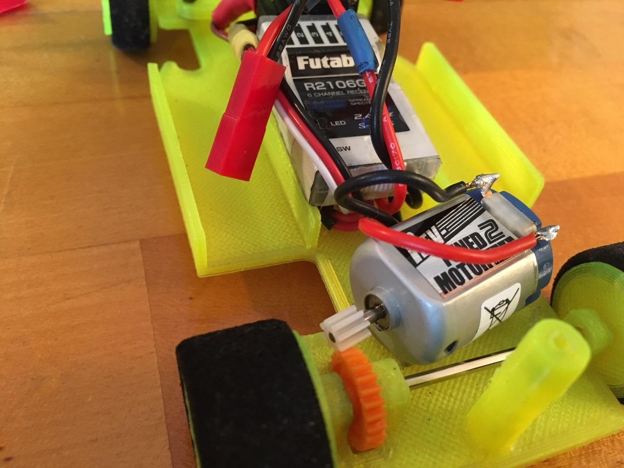 3D printed 1/32 scale RC car - R/C Tech Forums