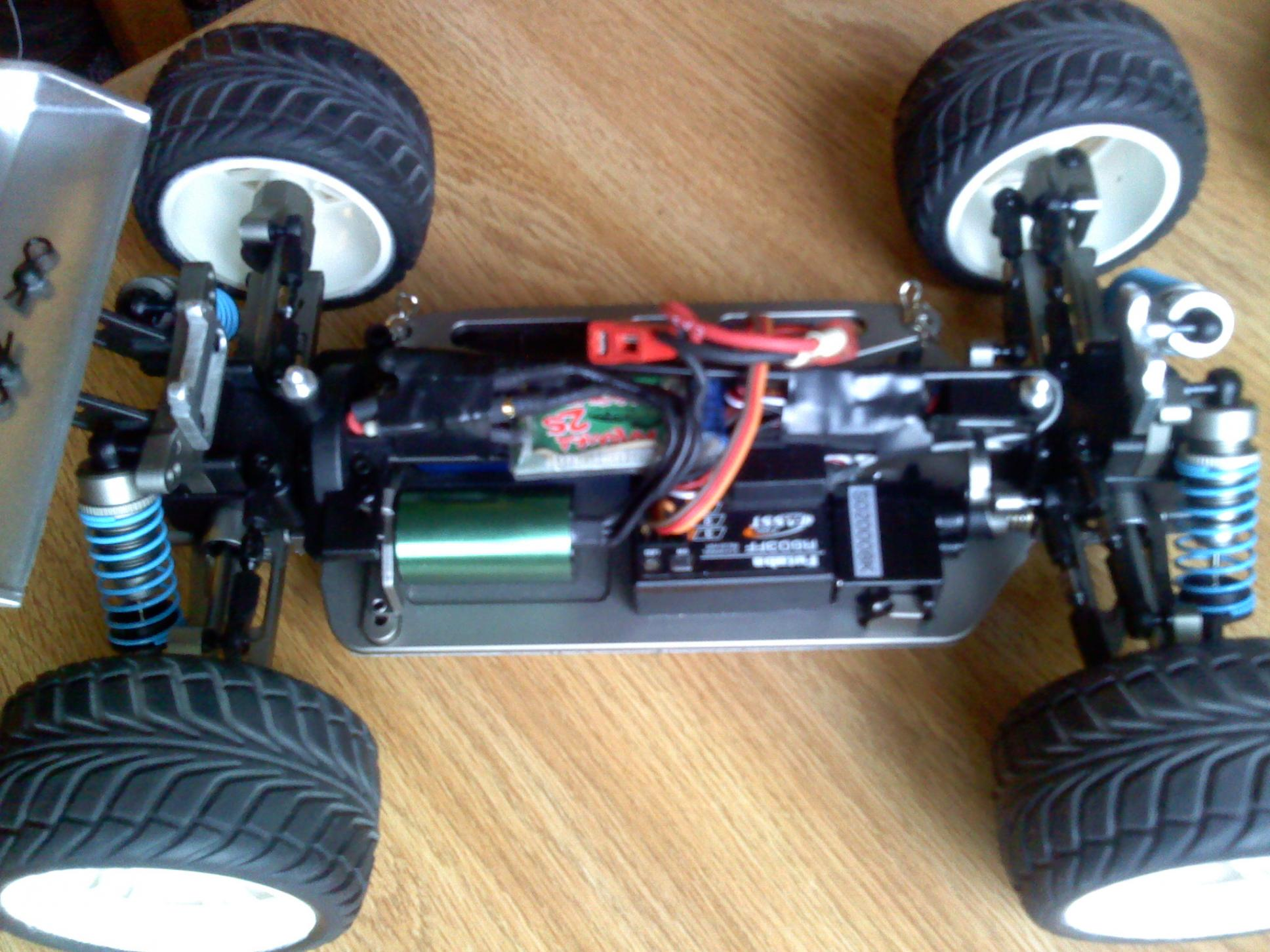 Official Caster Racing F18 1 18 Scale Mini Thread Page