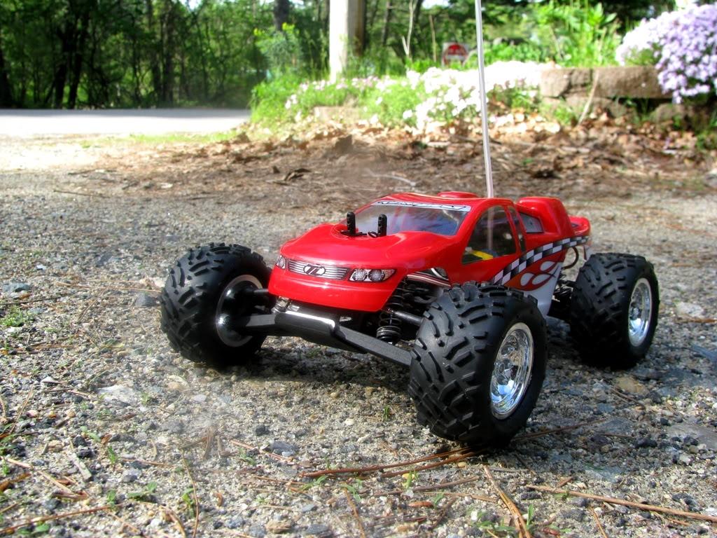Losi Mini SCT or Mini T  wheel adapter
