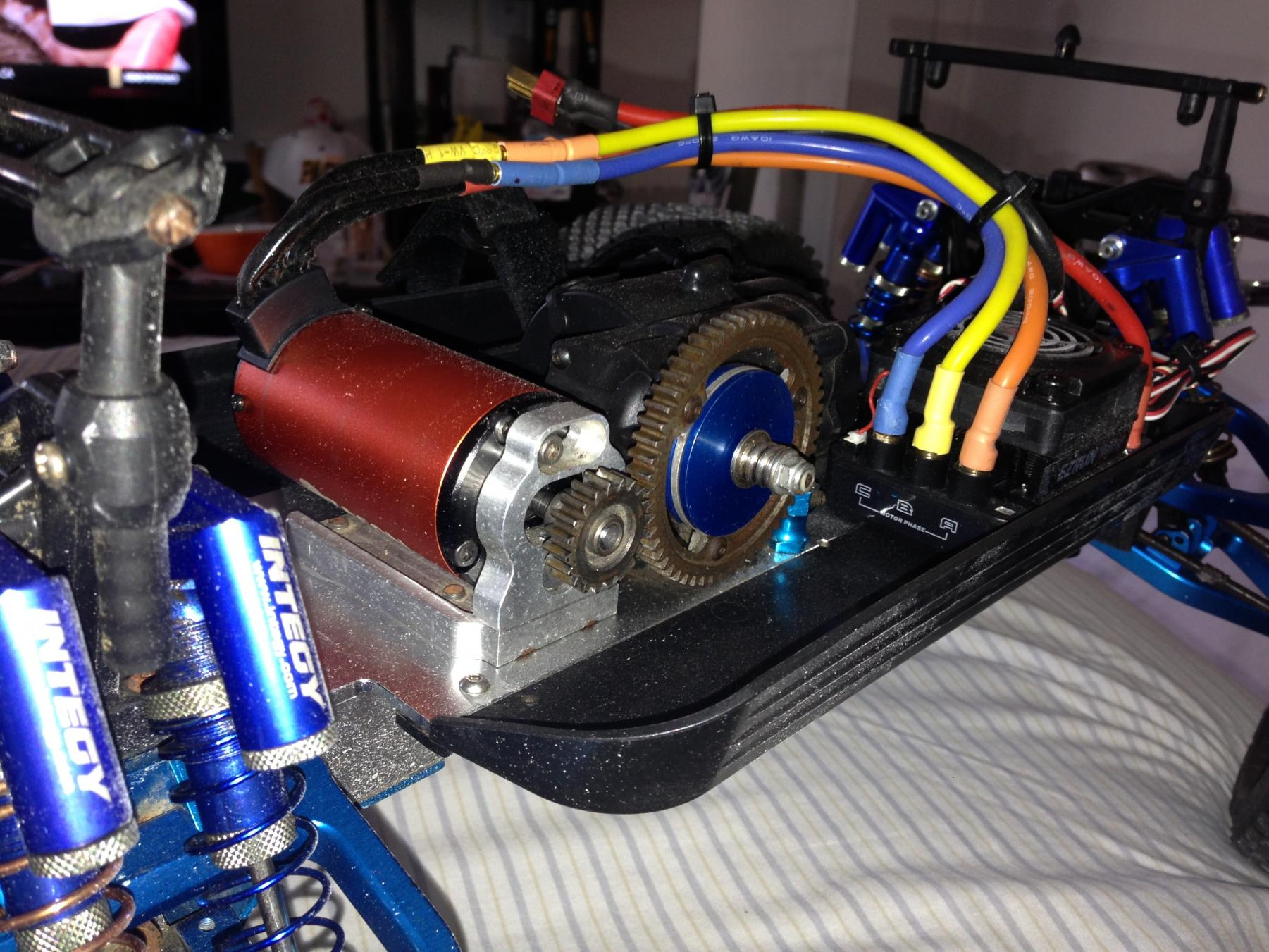 MGT brushless conversion image