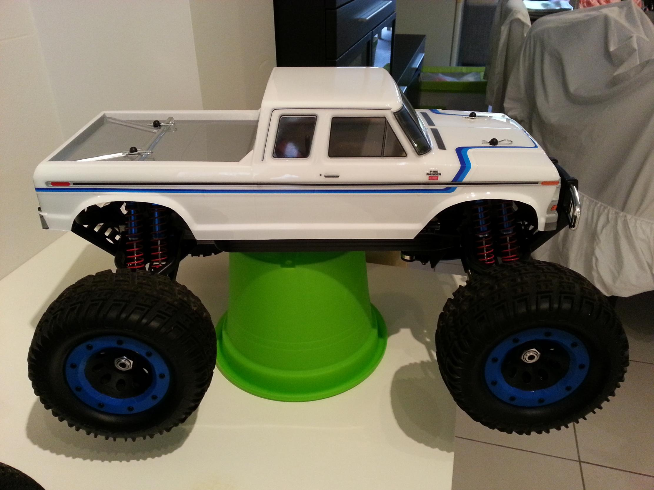 Official Team Associated Rival Monster Truck Thread - Page ...