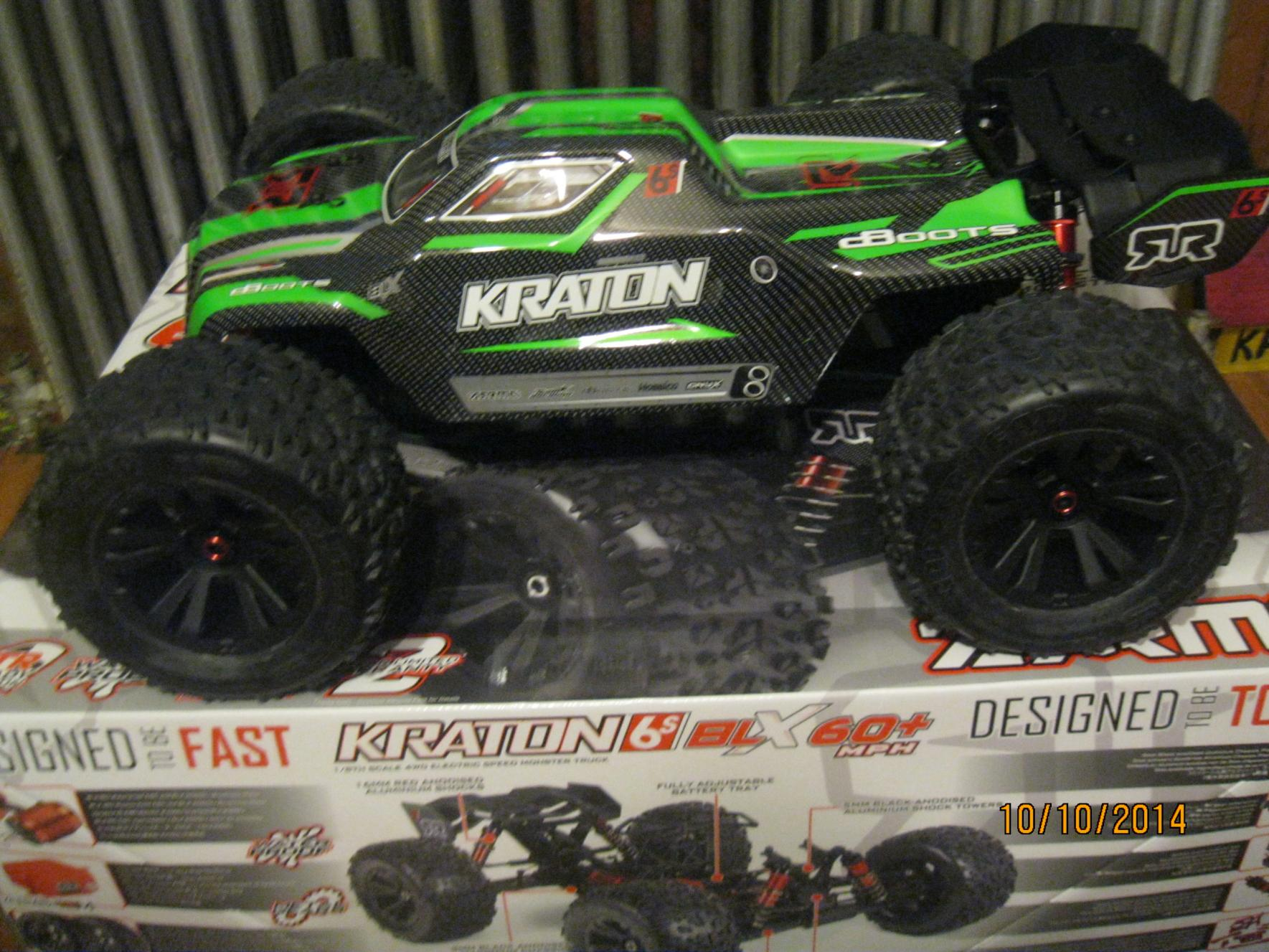 Offical Arrma Kraton Mt Thread R C Tech Forums