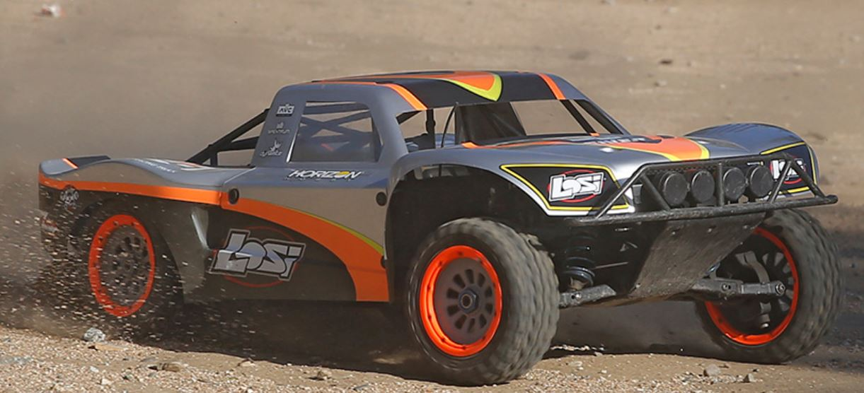 Losi Desert Buggy XL-E 4WD Electric - Page 9 - R/C Tech Forums